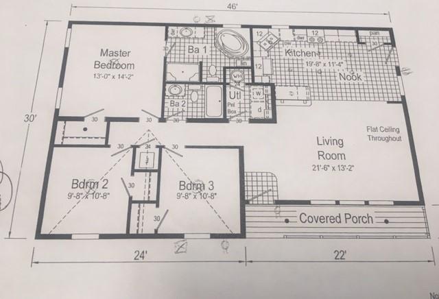 Elmwood_Stock Unit Floorplan_6 foot stre