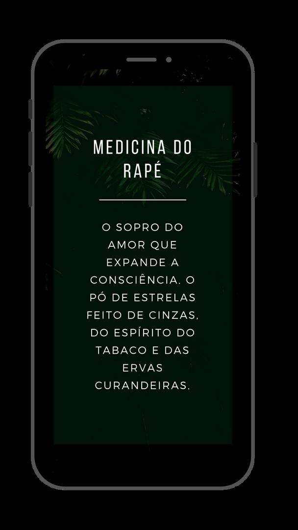 Stories Medicina Xamânica