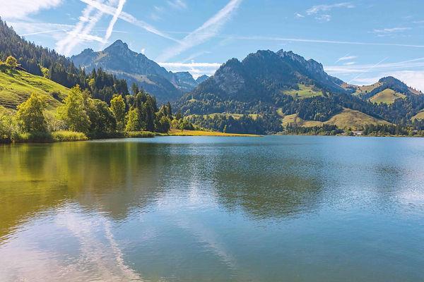 Bike Region Voralpen Schwarzsee_See_©Jan