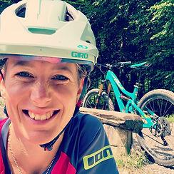 Bike Region Voralpen Vorstand Manuela Hu