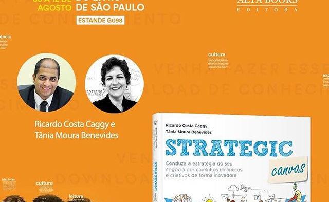 Bienal do livro em São Paulo! #strategic