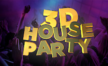 3D House Party AR App Privacy Policy - Augmented Reality