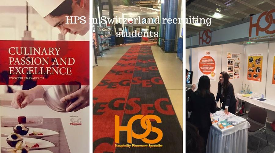 HPS in Switzerland recruiting students