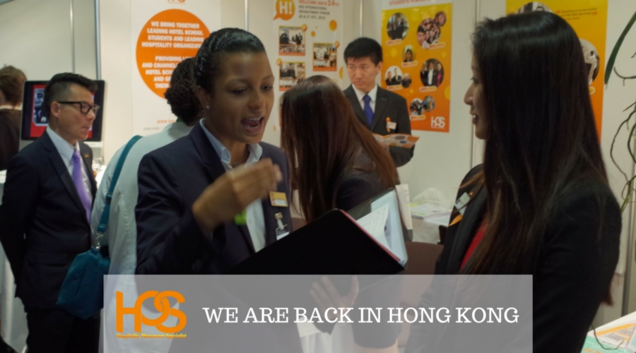 WE ARE BACK IN HONG KONG