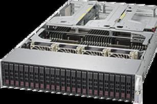 Supermicro 2049U-TR4 - 4 procesorowy serwer