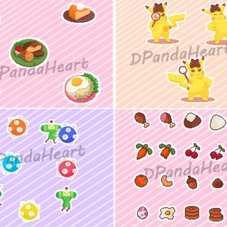 Pixelart Packs/Icons