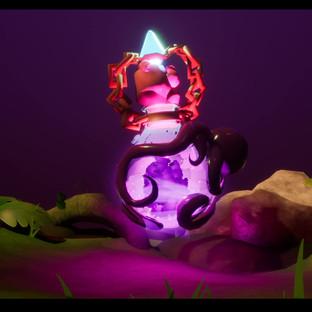 Pandora's Bottle!