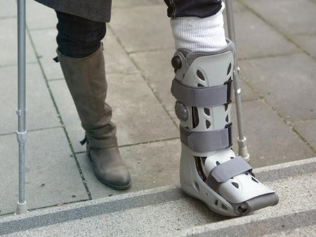 Broken Ankle Recovery: 5 Tips on Making it a Success