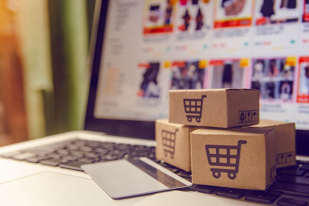 Sự hỗ trợ của công nghệ trong ngành bán lẻ thực phẩm bối cảnh COVID-19
