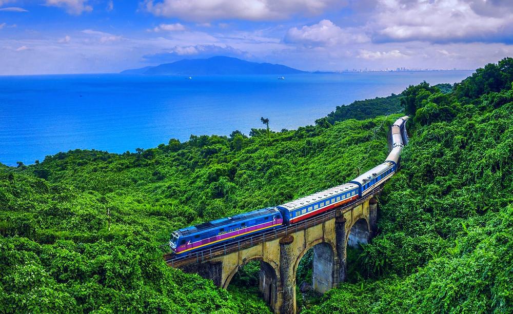 Transportation by train