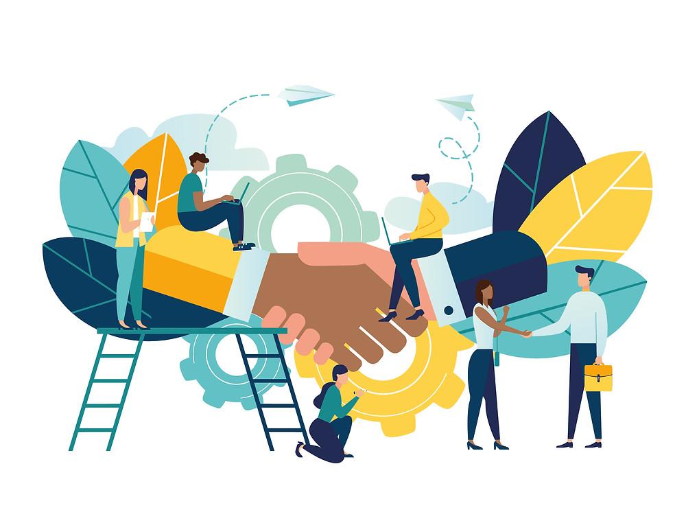 Bước 5: Nuôi dưỡng tính cam kết trong chuyển đổi số của ban lãnh đạo và toàn thể doanh nghiệp