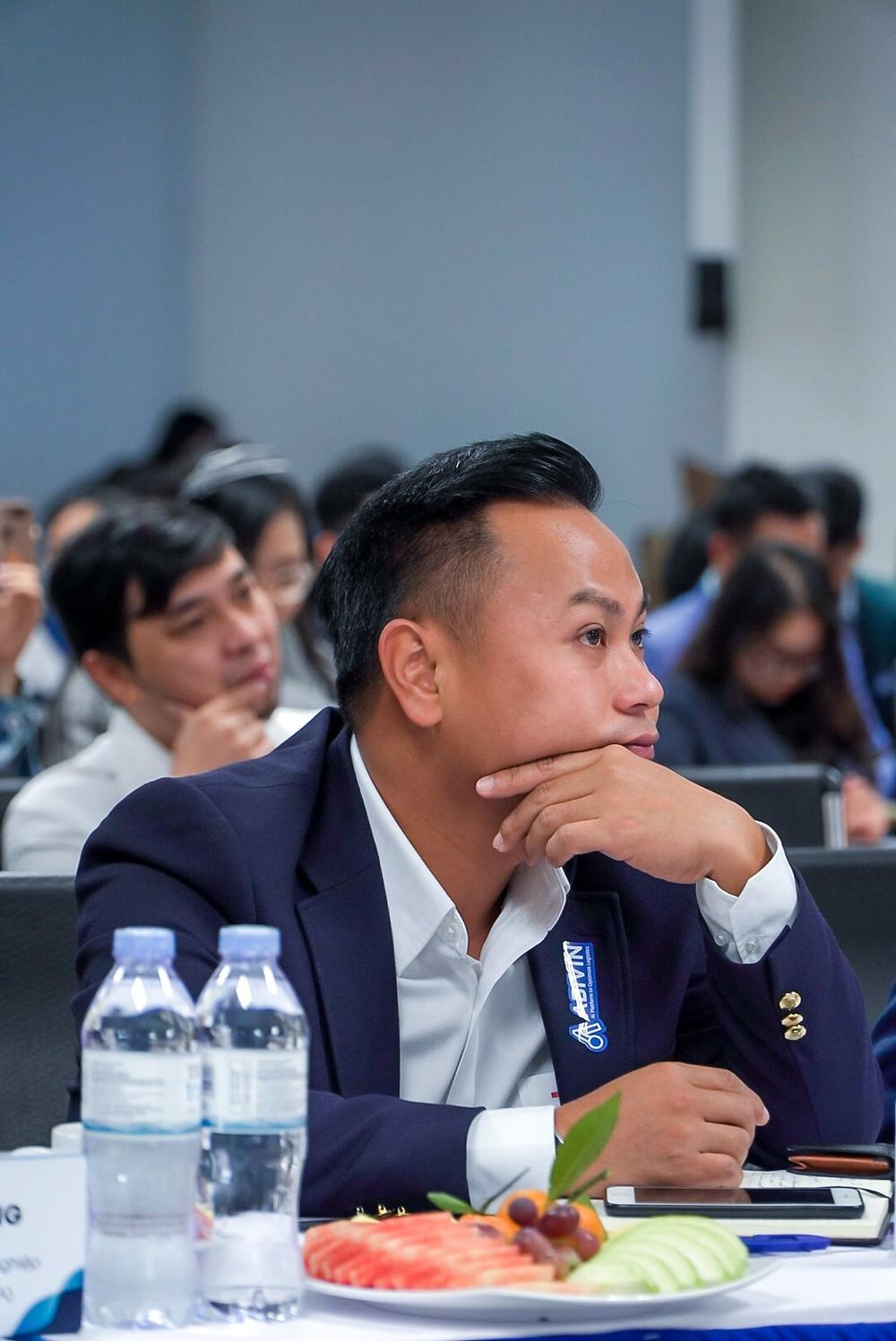Ông Dương Quốc Anh, DHL, Techfest 2020