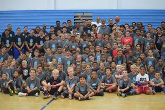 NBA Star Matt Barnes Hosts His 9th Annual Basketball Camp in Pacific Palisades