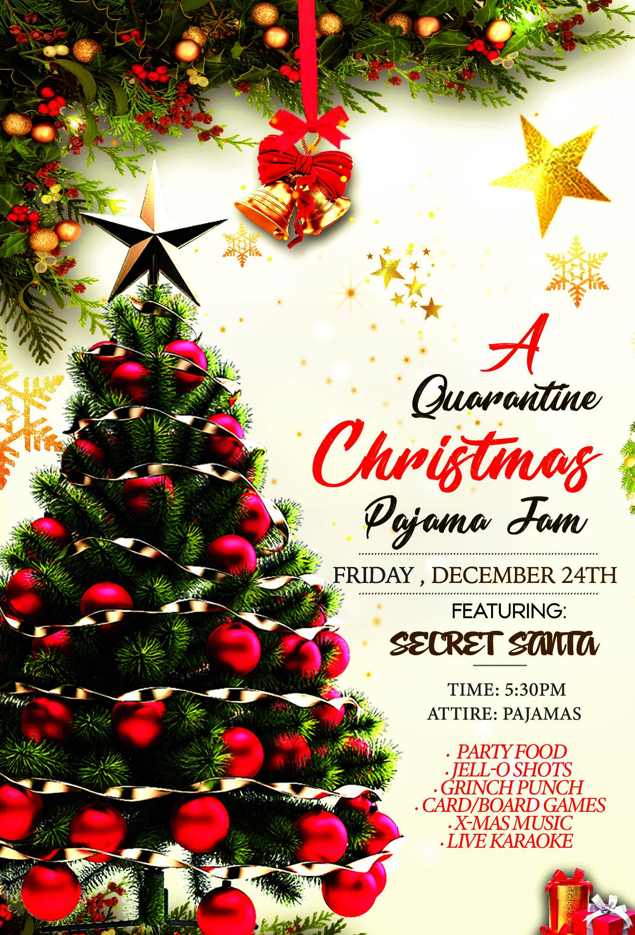 A Quarantine Christmas