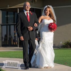 The Bride & Father