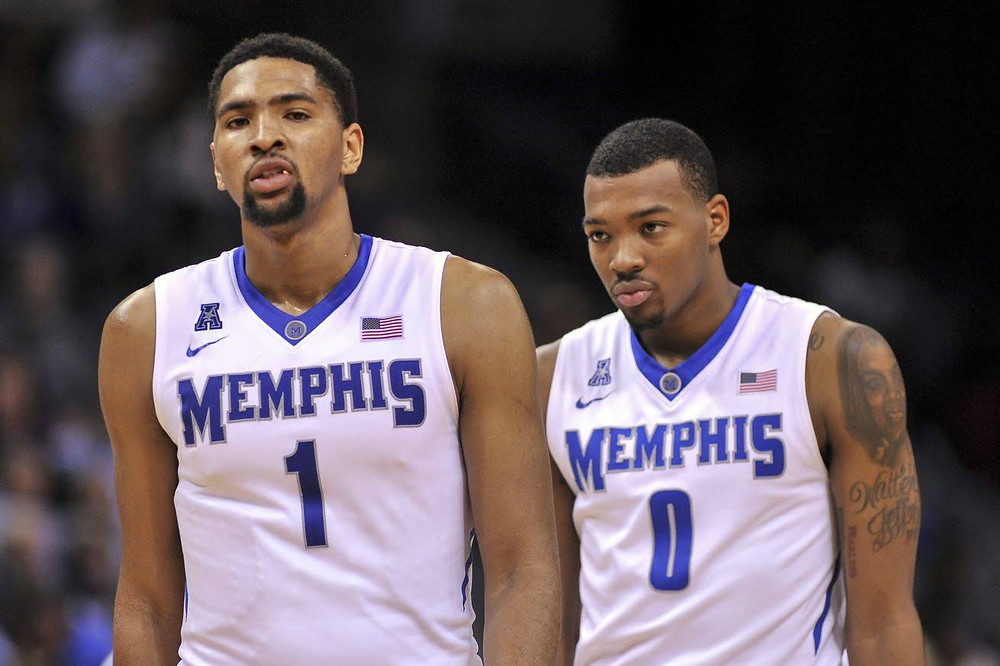 Brothers Dedric and K.J. have decided to transfer from Memphis to Kansas.