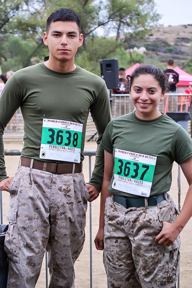 2015 Camp Pendleton Mud Run