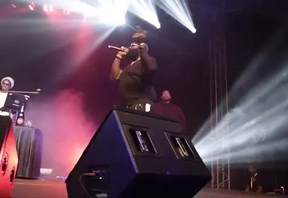 Rick Ross Live Performance