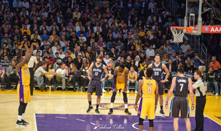 Los Angeles Lakers Beat Orlando Magics With 107-98 Win Without Kobe!