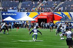 San Diego Chargers Fan Fest 2015