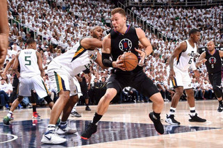 Blake Griffin Will Miss Remainder of Postseason Due to a Toe Injury