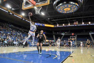 No. 9 UCLA Women's Basketball Routs Cal Poly, 80-64