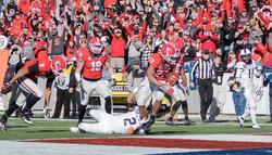 Liberty Bowl TCU vs. Georgia