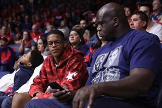 Shaq's Son, Shareef O'Neal, Commits To Arizona Wildcats