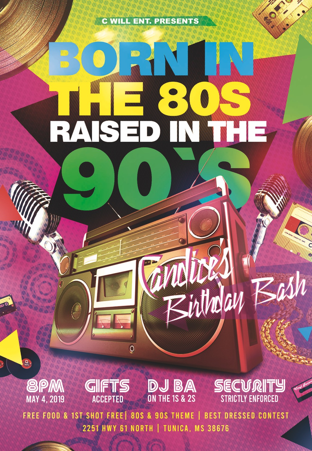 candice 80s-90s party flyer final