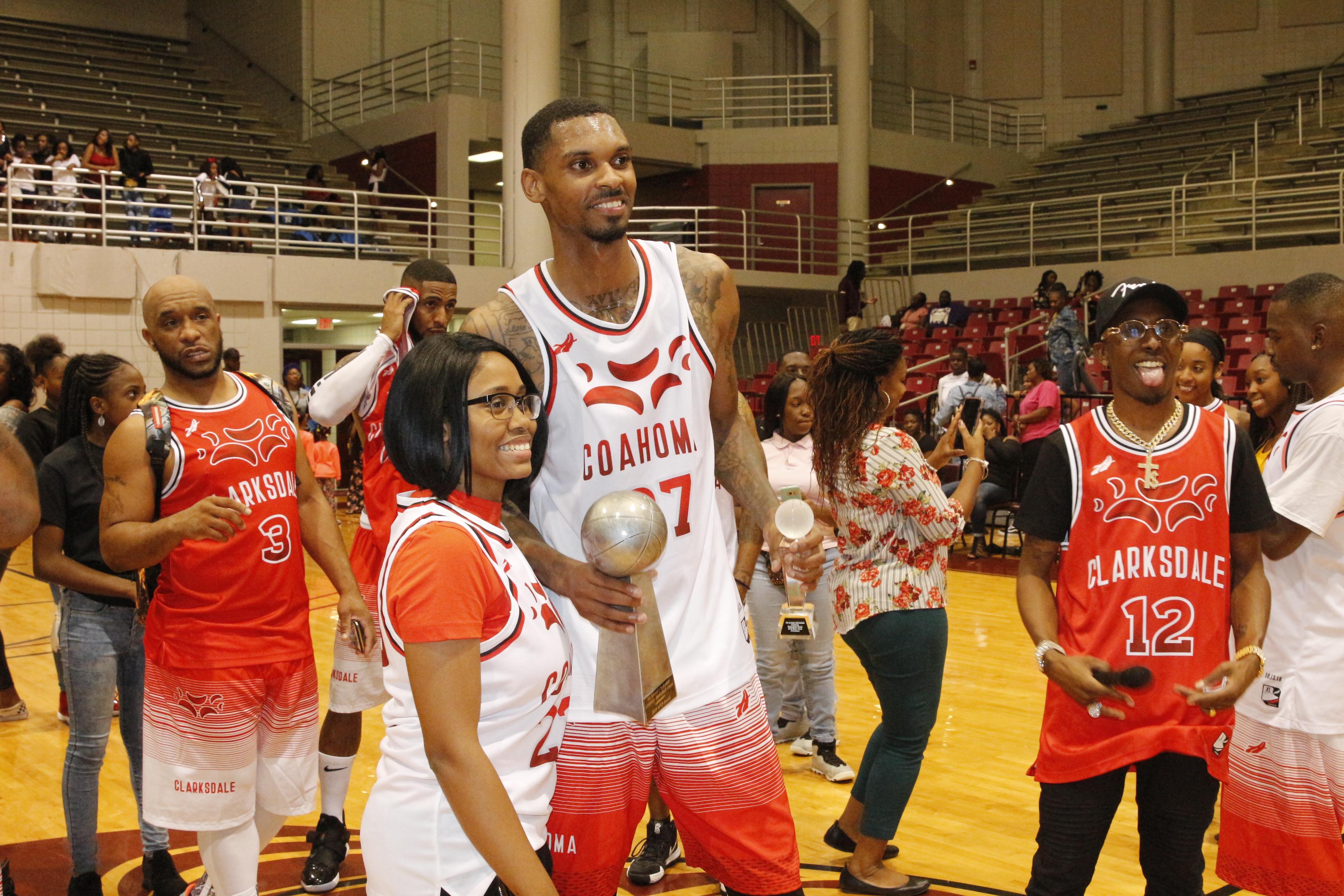 MVP & Slam Dunk Winner!