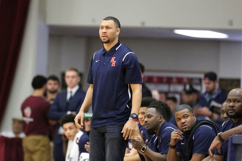 Brandon Roy is the head basketball coach for Nathan Hale High School in Seattle.