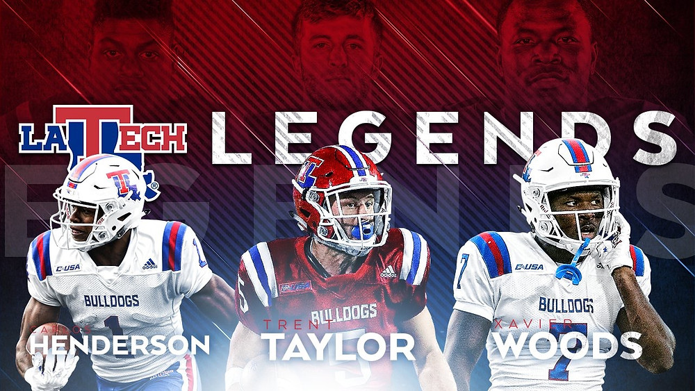 LA Tech had three players selected in the 2017 NFL Draft - Carlos Henderson, Trent Taylor, and Xavier Woods.