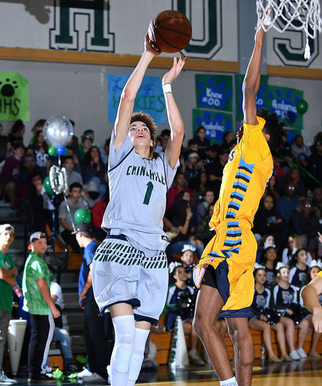 LaMelo Ball of Chino Hills High Scores 92 Points in 32 Minutes in Win Against Los Osos