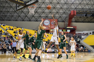 Cal Poly Falls Short to Long Beach State Women's Basketball
