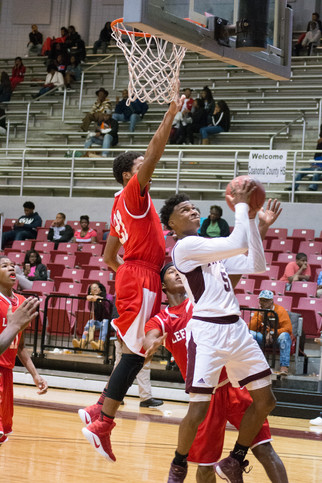 Leflore County can't hold off Coahoma Aggie Tigers in Christmas Tournament