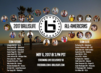 The Nation's Top Recruits Set To Compete in BallisLife All-American Game