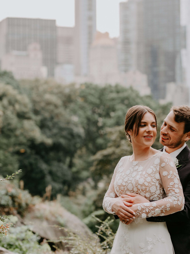 Dene Summerhouse dreaming wedding - Paula & Andrew - Central Park