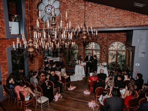 Two if by sea / Carol & Felippe – West Village Wedding