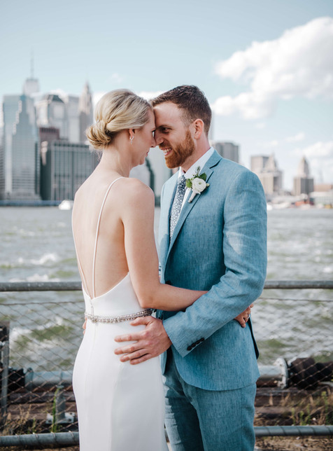 Modern Wedding at Celestine - Katelin & Nicolas - Brooklyn