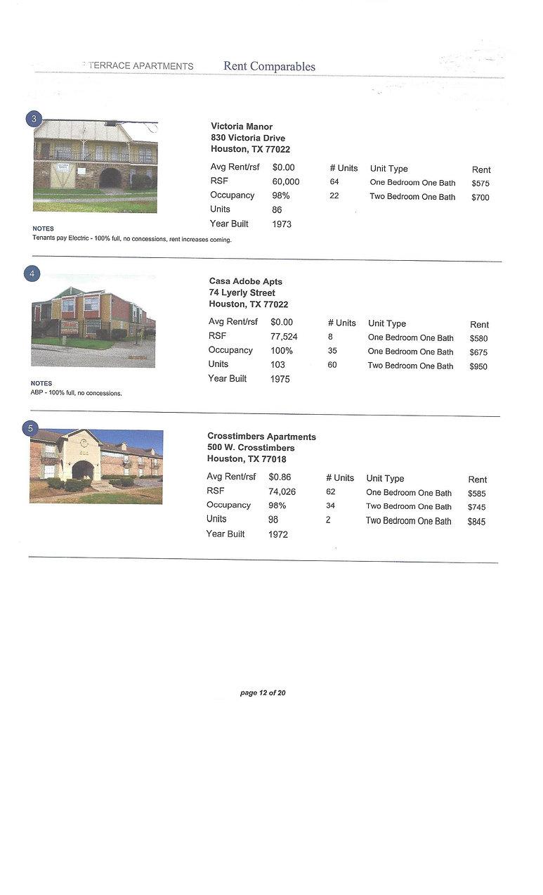 ヒューストン不動産 投資物件アパート3