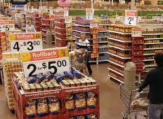 ヒューストンの小売市場の転位