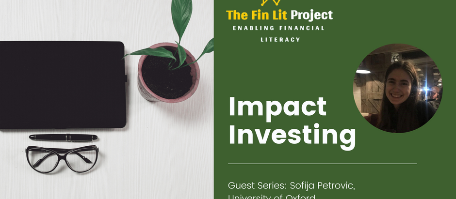 Impact Investing : Making Sustainable Investment Choices