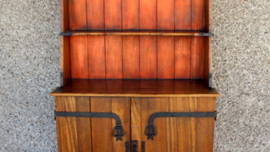 Imperial Spanish Revival Hutch