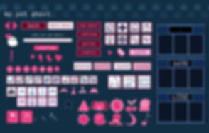 My Pet Ghost UI Kit.jpg