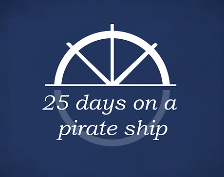 25 days on a pirate ship feature image