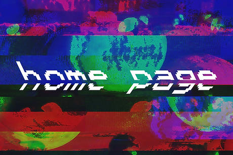 Homepage (2019) cover image