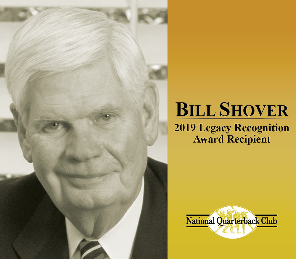 Bill Shover National Quarterback Club