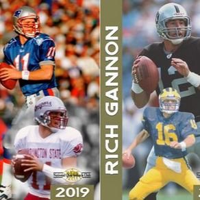 Drew Bledsoe & Rich Gannon to be Inducted into National Quarterback Hall of Fame