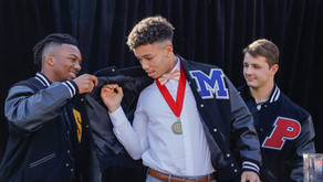 Mesquite High School's Ty Thompson Earns 2020 Ed Doherty Award