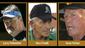 Larry Fetkenhier, Vern Friedli and Jesse Parker Inducted into AzFCA Hall of Fame